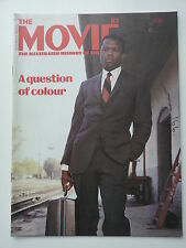 The Movie #83 magazine (1981) - Sidney Poitier, Gordon Parks, Shaft movie...
