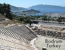 Turkey - BODRUM - Travel Souvenir FRIDGE MAGNET