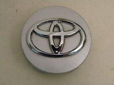 """2003-2007 Toyota Highlander center cap, 2.50"""" wide,silver/chrome emblem,  2994"""