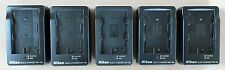 5X Genuine NIKON Quick Charger MH-18a