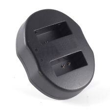 USB Dual Battery Charger For LP-E12 Canon EOS 100D M2 M Rebel SL1 X7 Camera DSLR
