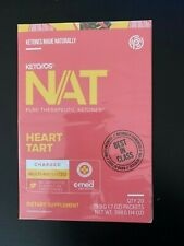 Pruvit Keto NAT -Heart Tart (Charged) Newest Version! 20 packets