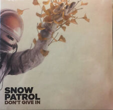 """SNOW PATROL """"Don't Give In"""" 10"""" RSD 2018 New"""