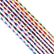 9 x Handmade Braided Friendship Bracelets Ankle Bracelet Anklet Party Gifts U8M5