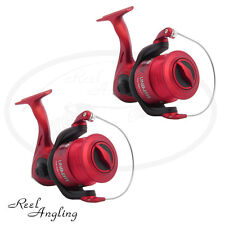 2x Sea Fishing Reels Front Drag Beach Pier Sea Angling Lineaeffe Ocean Master 70