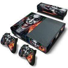 Dark Joker - Batman Vinyl Decal Skin Sticker For Xbox ONE Console + Controllers