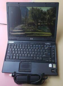 HP Compaq nc6400 2.0GHz Intel Core 2 Duo 2GB RAM 120GB HDD WIFI Linux