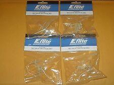 4 Packs - E-Flite Eflh2224Gl Main Frame Glow in Dark - For Blade Mcx - Free Ship