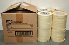 72 3m Crepe Paper Masking Tape 2214 12mm X 55m General Purpose Natural 12
