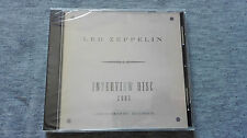 """LED ZEPPELIN – """"Interview Disc 2003"""". PROMOTIONAL CD"""