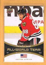 2010-11 Upper Deck Patrick Kane All World Team #1 Blackhawks