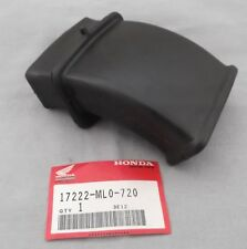 Genuine Honda VFR400 R3 NC24 Air Cleaner Filter Intake Duct Rubber 17222-ML0-720