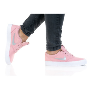 Nike SB CHARGE CNVS  Authentic Women's Trainers Lace up Casual Shoes