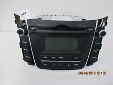 2012-13 Hyundai Elantra GT CD Sat Bluetooth Radio 96170-A5170GU