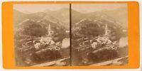 Foto Viron Panorama Da Pesanti Stereo PL56L2n Vintage Albumina