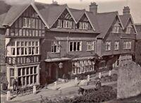 1902 small photo -  crown hotel lyndhurst hampshire