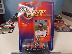 WINNERS CIRCLE DALE EARNHARDT COLLECTOR RACE CAR - SEE COMMENT
