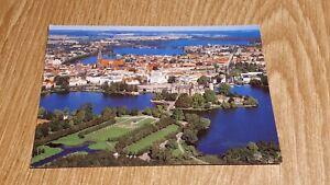 #R 144 Ansichtskarte Schwerin Landeshauptstadt Mecklenburg-Vorpommern 19.7.93