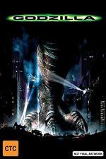 Godzilla (DVD, 1998)