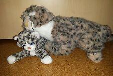 Steiff Baby Gepard Plüschtier mit Glasaugen & Mama  geschenkt mit dazu