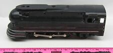 Lionel 4-6-2 Torpedo Steam locomotive Shell and frame assembly