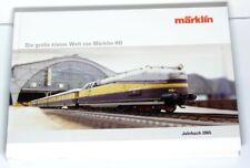 Märklin Catalogo Annuario 2005 Die Große Piccola Welt Von Märklin H0 Cd-Rom