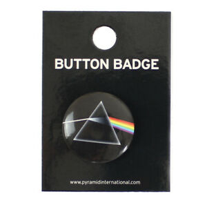 Pink Floyd The Dark Side of The Moon Official 25mm Button Badge (0158)