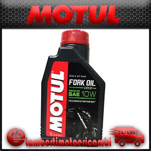 OLIO FORCELLA MOTUL FORK OIL EXPERT MEDIUM SAE 10W TECHNOSYNTHESE