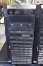 Lenovo ThinkServer TS430 Tower Server, 1x E3-1220V2 3.1GHz Quad Core, 4GB, 2x1TB