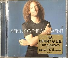 Kenny G : The Moment (CD)