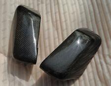 Carbon Fiber Tape-on Side Mirror Covers for 06-12 Range Rover LR2 LR3 LR4 Sports