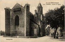 CPA  Le Lot Pittoresque - Martel -Abside de l'Église    (223537)