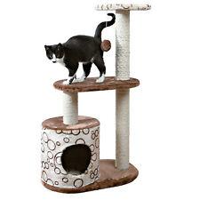 "Trixie Casta Cat Tree in Beige & Brown, 37.25"""