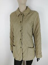BARBOUR Cappotto Giubbotto Giubbino Jacket Coat Giacca Tg It: 46 Uk: 14 Donna C1