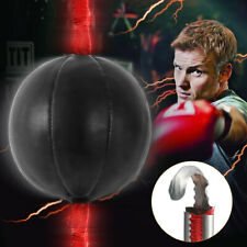 Double End Punch Bag Speed Ball Punching Speedbag Boxing Speedball Pu Leather