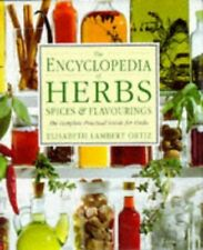 The Encyclopedia of Herbs, Spices and Flavorings