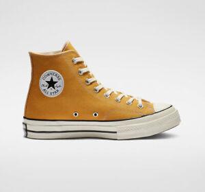 Converse Chuck 70 UNISEX HIGH TOP SHOE - SUNFLOWER/EGRET - 162054C