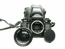 Canon A-1 mit Objektiv Lens FD 50mm 1:1.4