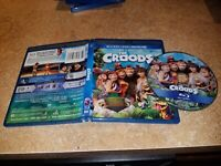 The Croods [Blu-ray / 2013] GOOD CONDITION
