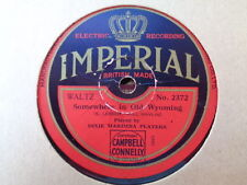 DIXIE MARIMBA PLAYERS - Old Wyoming / JAY WILBUR - Falling In Love 78 rpm (A+)