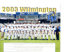 2003 WILMINGTON BLUE ROCKS TEAM 8X10 PHOTO  BASEBALL ZACK GREINKE COTTO HOFFMAN