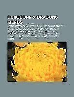 Dungeons & Dragons fiends (2011, Taschenbuch)