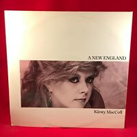 "KIRSTY MACCOLL A New England 1984 UK 12"" Vinyl single EXCELLENT CONDITION"