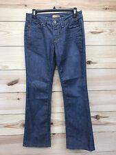 Yanuk Womens Jeans Size 29 Boot Cut Stretch Dark Wash Made in USA Denim Pant B78