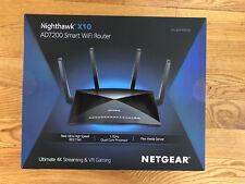 NETGEAR Nighthawk X10 – AD7200 802.11ac/ad Quad-Stream MU-MIMO WiFi Router
