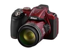 Nikon COOLPIX B600 Digital Camera (Red)