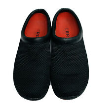 Merrell Women's Encore Breeze Black Comfort Mesh Slip On Shoes Size 8
