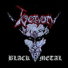 VENOM - Aufnäher Patch - Black metal