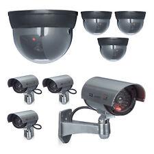 8er Set Kamera Attrape Kamera Dome und CCD Kamera mit LED Sicherheitskamera