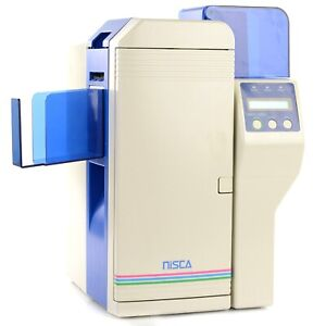 Nisca Dual-Sided ID Card Printer PR5300